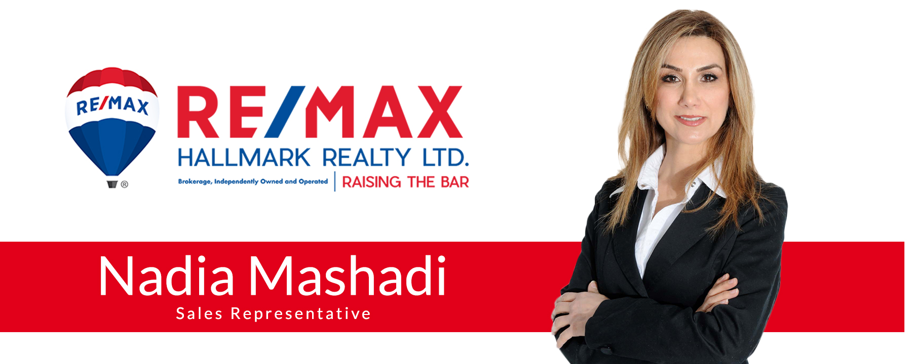 Nadia Mashadi Real Estate
